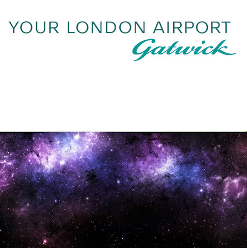 Gatwick green screen event