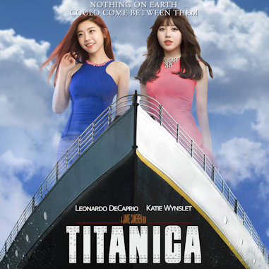 Titanica movie poster